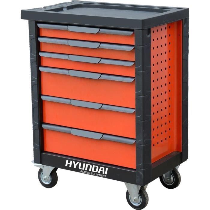 hyundai servante d 39 atelier 332 outils et accessoires. Black Bedroom Furniture Sets. Home Design Ideas