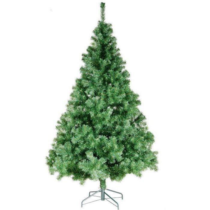sapin de no l norway 210 branches vert 120 cm achat vente sapin arbre de no l m tal pvc. Black Bedroom Furniture Sets. Home Design Ideas