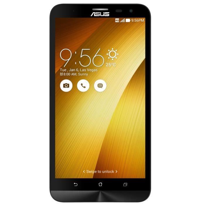 """SMARTPHONE ASUS Zenfone Laser ZE600KL 6"""" Or 4G 16Go"""