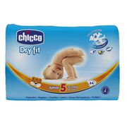 COUCHE CHICCO Dry Fit Taille 5 Junior - 12 à 25 kg - 34 c