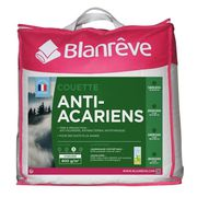 COUETTE BLANREVE Couette chaude 400gm2 Anti-Acariens 200x2