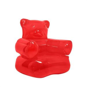 THUMBSUP! Fauteuil Gonflable Ours Gummy