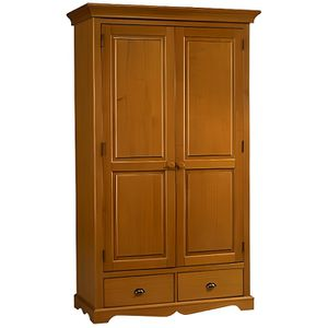 Armoire penderie pin achat vente armoire penderie pin pas cher cdiscount - Armoire penderie cdiscount ...