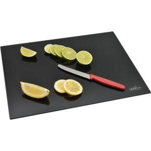 PLANCHE A DÉCOUPER Planche à découper en verre - pour la cuisine - no