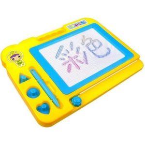 ARDOISE ENFANT ardoise magique jaune et bleu