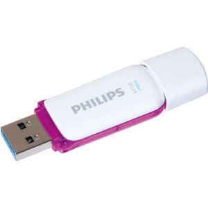 CLÉ USB Philips Clé USB - Snow - USB 2.0 - 64Go