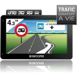 GPS AUTO GPS camping-car Snooper Ventura CC2200