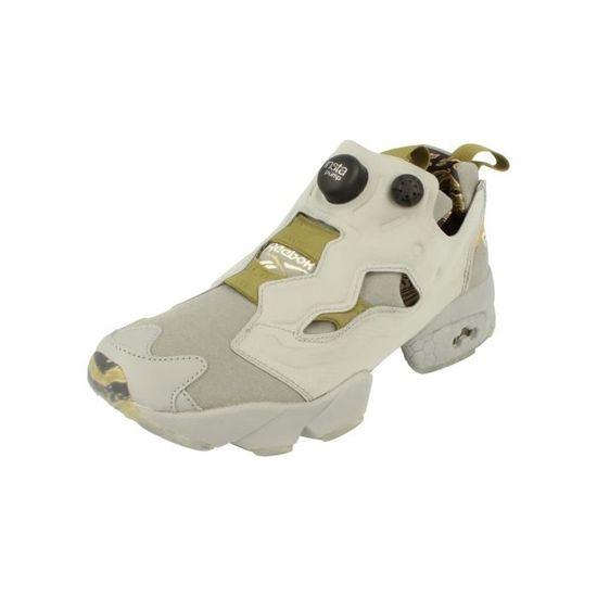 Reebok Instapump Running Fury Og Syn Hommes Running Instapump Trainers Sneakers Gris Gris - Achat / Vente basket 3efc50