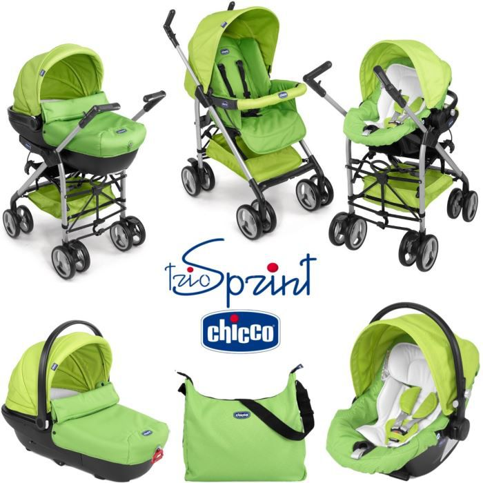 CHICCO Trio Sprint Green Wave Green Wave