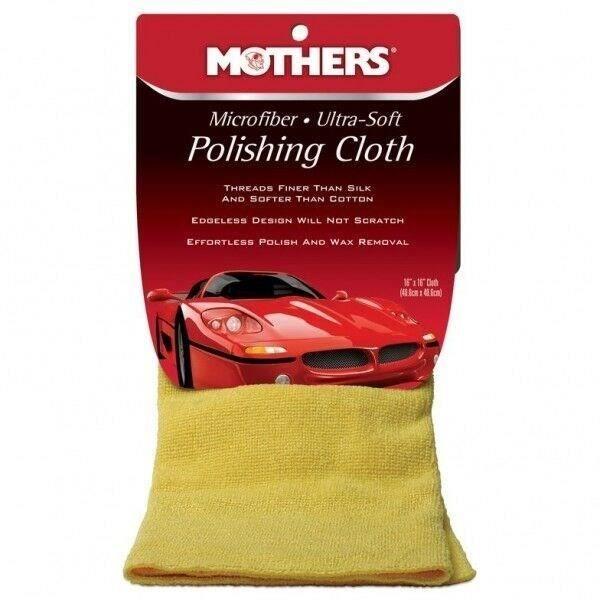 MOTHERS Chiffon de polissage élastique ultra doux - Microfibre