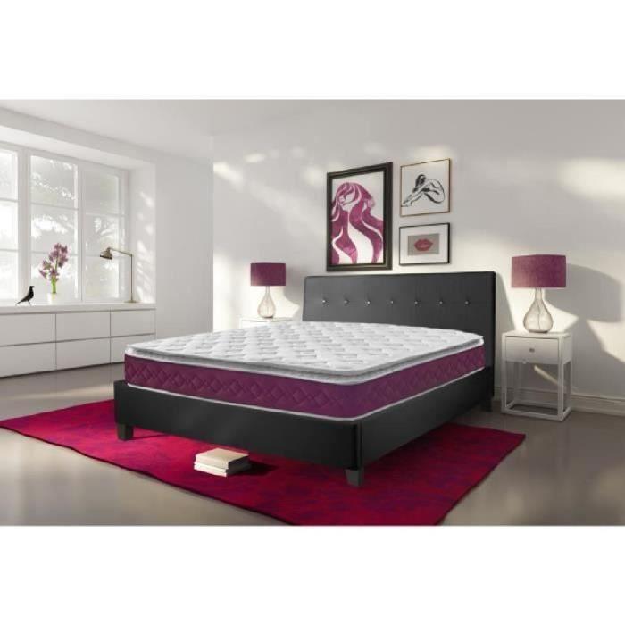 reca bedding matelas sublime violine. Black Bedroom Furniture Sets. Home Design Ideas