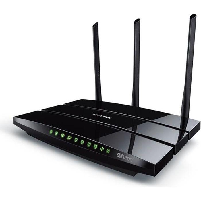 TP-Link Archer C60 Routeur Wi-Fi double bande 1350Mbps avec