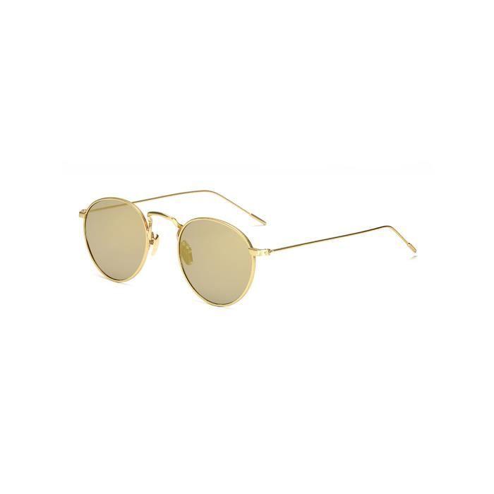 accessoires Femmes style Full rétro soleil à de bref Lunettes Frame 1435 style mode la I7gnq