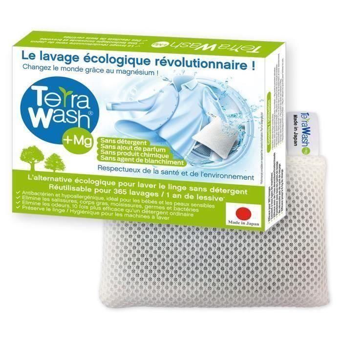 Terrawash Alternative Bio Pour Laver Le Linge Sans Detergent