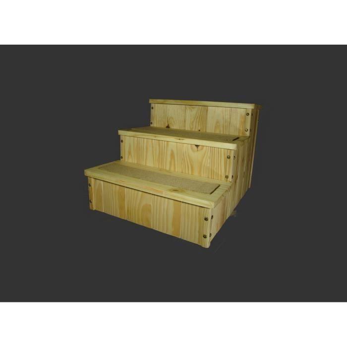 escalier pour chien escalier pour chat meuble pour chien meuble pour chat achat vente kit. Black Bedroom Furniture Sets. Home Design Ideas