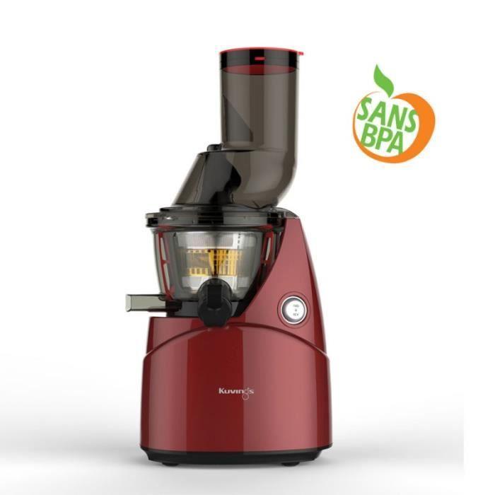 extracteur de jus kuvings b9400 - achat / vente extracteur de jus