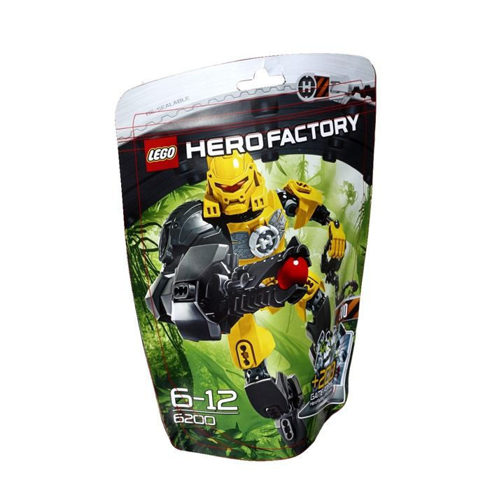 Lego hero factory evo achat vente assemblage construction cdiscount - Lego hero factory jeux ...