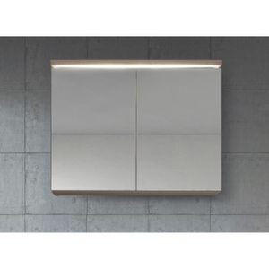 Armoire miroir salle de bain achat vente armoire for Meuble 80x50