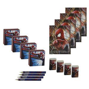 TRANSPORT LOISIRS CRÉA. Amazing Spiderman Papeterie Packs Lots Cadeaux De