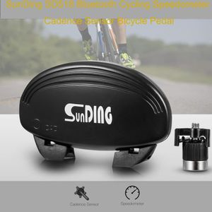 PIÈCE POUR FAIT-MAISON  SunDing SD518 Bluetooth pédale de vélo de capteur