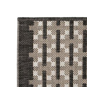 TAPIS Petits tapis  Tapis d'exterieur Aspect sisal 80 x