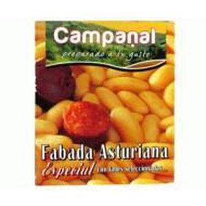 HARICOT-FLAGEOLET Fabada 2 rations 880 grs