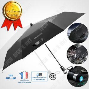 PARAPLUIE TD Parapluie automatique pliant pluie avec marteau