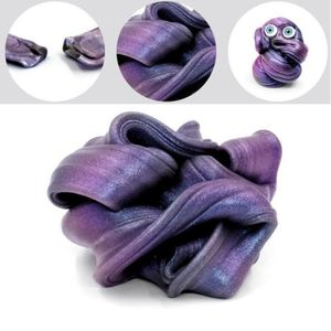 JEU DE PÂTE À MODELER Violet Bounce bricolage Plasticine caoutchouc boue