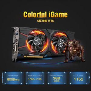CARTE GRAPHIQUE INTERNE Carte graphique vidéo Colorful iGame GTX1060 Vulca