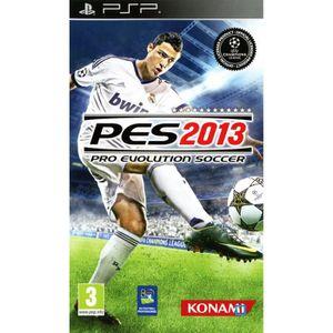 JEU PSP PES 2013 : Pro Evolution Soccer [import allemand]