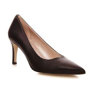 SEMELLE DE CHAUSSURE DECOLLETTE' SFILATA IN PELLE - Chaussures à talon