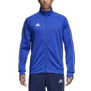 Core18 De Top Bleu Achat Adidas Jacket Pes Vente Adulte HdxwPxqnC