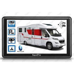PACK GPS AUTO GPS Camping Car 7 Pouces HD Europe Gratuite A Vie