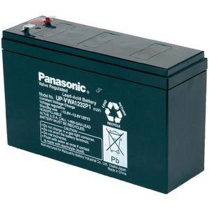 BATTERIE DOMOTIQUE Batterie Plomb (AGM) 12 V 2.6 Ah Panasonic Blei 12