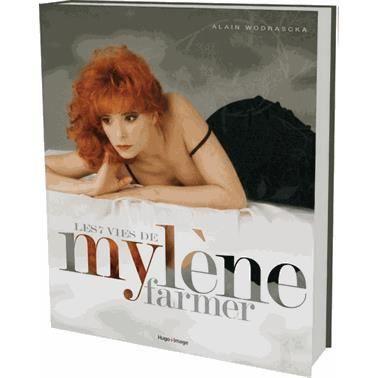 LIVRE MUSIQUE Les 7 vies de Mylène Farmer