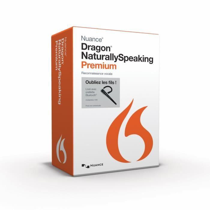 Dragon NaturallySpeaking 13 Premium Wireless est une solution de reconnaissance vocale sans fils qui vous permet d'utiliser votre voix pour gagner en rapidité et en efficacité sur votre PC. Au bureau, à l'université ou à la maison, Dragon Premium Wireless