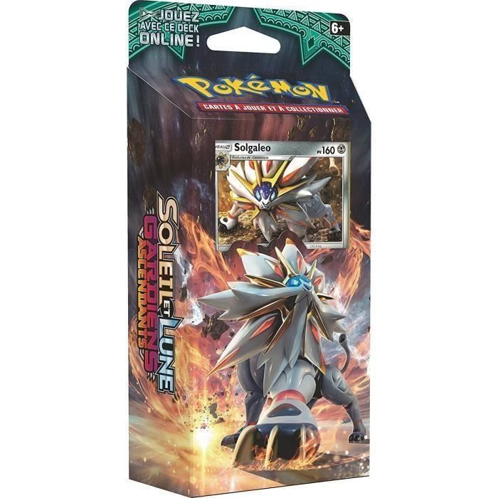 CARTE A COLLECTIONNER POKEMON Starter Display SL02 Lune & Soleil