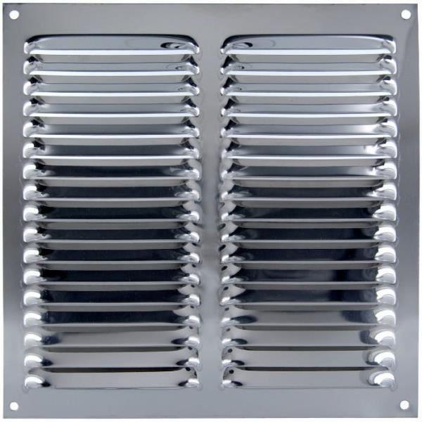 grille d 39 a ration inox 200 x 200 mm autogyre achat vente a ration grille d 39 a ration inox. Black Bedroom Furniture Sets. Home Design Ideas