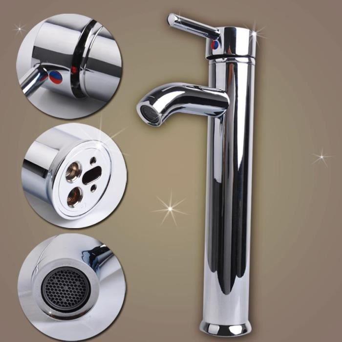 robinet de cuisine metal haut salle de bain vasque Résultat Supérieur 14 Élégant Vasque Et Robinet Image 2018 Kdj5