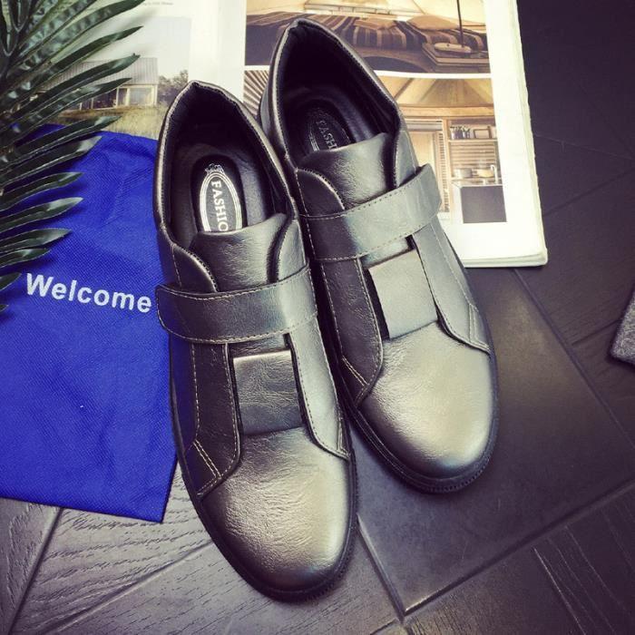 Mocassins En Chaussures Confortables Légères Et Homme Pour Cuir rOvqZa
