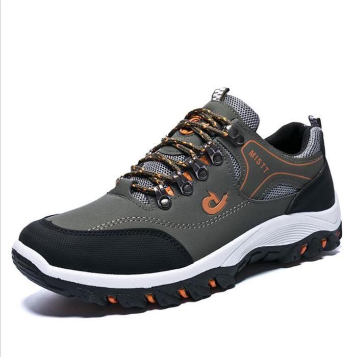Baskets hommes Antidérapant Marque De Luxe Chaussures Confortable Classique Grande Taille Chaussures de sport Nouvelle arrivee