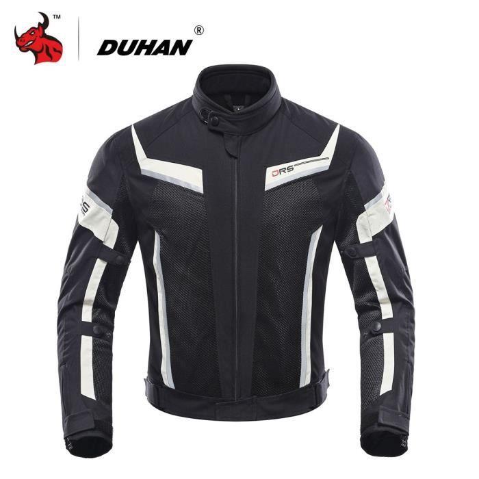 D'été De Mesh Duhan Veste Vêtements Moto Racing 7EnOZqn