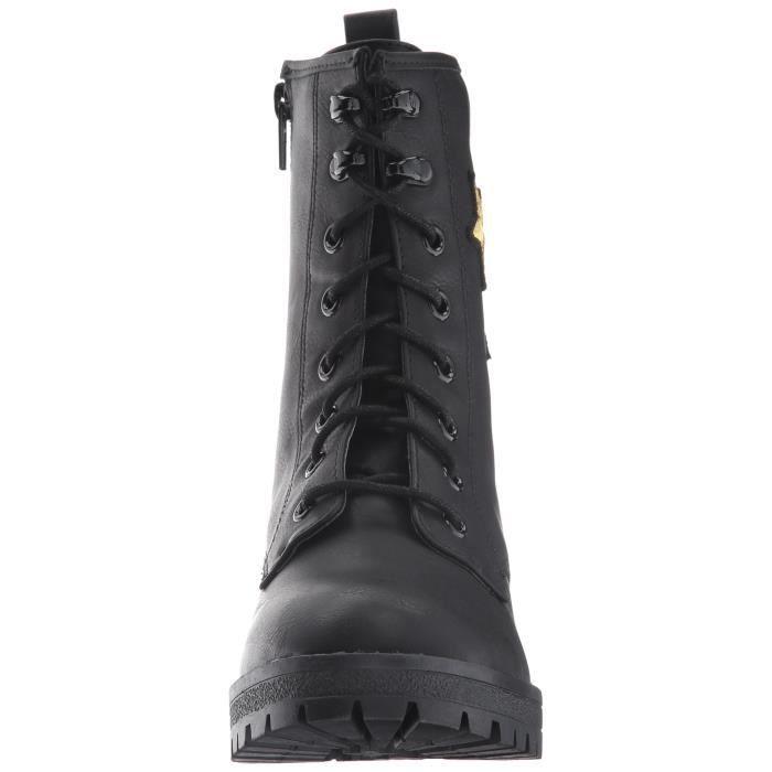 Madden Girl Eloise-p Combat Boot L6USH Taille-39 1-2