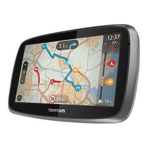"GPS AUTO TOMTOM GO 500, GPS 5"", 45 pays - Cartes & Trafic g"