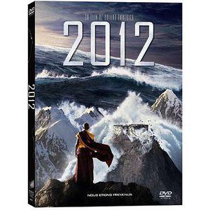 DVD FILM DVD 2012