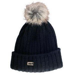 NEFF Bonnet Q14F05017 Furz - Noir - Femme - Homme