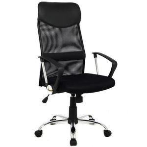fauteuil de bureau ergonomique achat vente fauteuil de bureau ergonomique pas cher cdiscount. Black Bedroom Furniture Sets. Home Design Ideas
