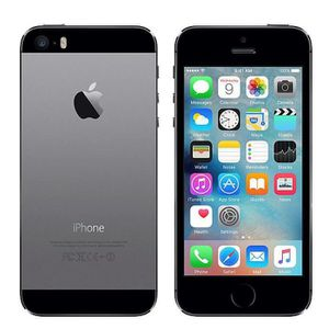 SMARTPHONE RECOND. iPhone 5s 32 Go Gris Sidéral Occasion - Comme Neuf