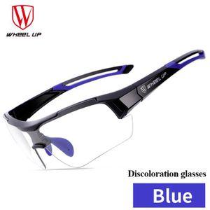 LUNETTES DE SOLEIL exquisgift®Wheel Up décoloration cyclisme lunettes ... 2049f8832bd2