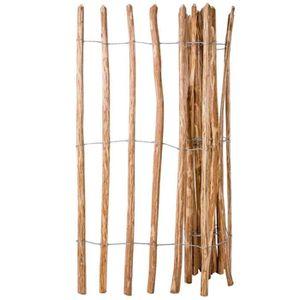 Barriere en bois pour jardin - Achat / Vente Barriere en bois pour ...